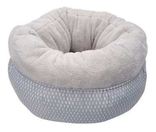 Moises Cama Circular Para Perros Y Gatos Dog It Gris