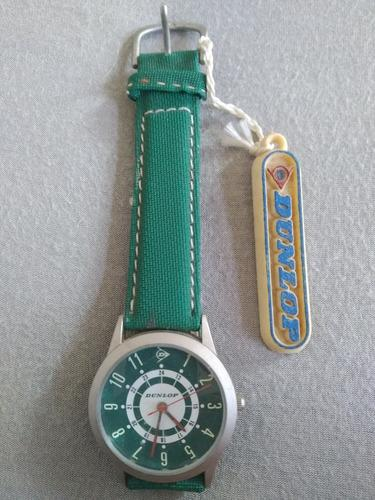 Antiguo Reloj Dunlop Vintage De Pulsera