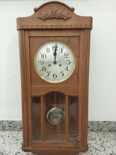 Reloj Antiguo A Pendulo