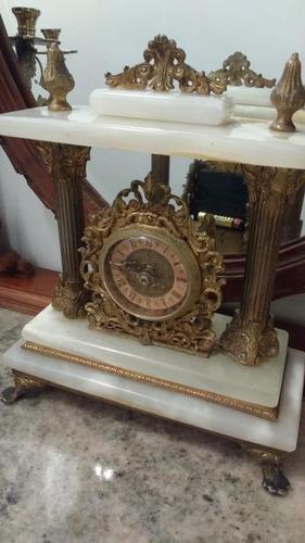 Reloj De Bronce Antiguo Marca Junghans Original