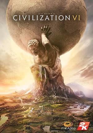 Civilization Vi 6 Deluxe - Juego Pc Steam- Entrega En El Dia