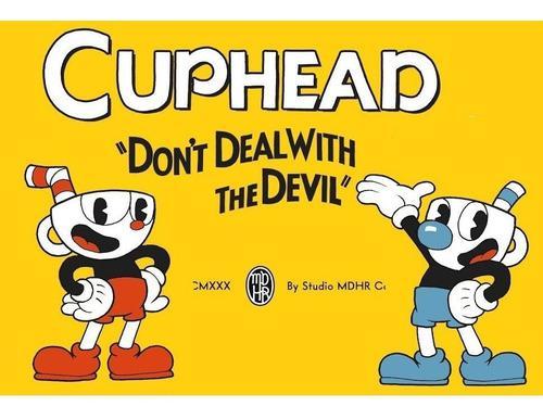 Cuphead Deluxe Edition + Juego De Regalo - Pc Digital