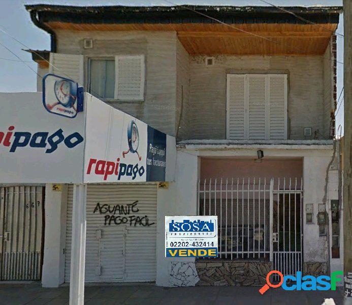 González Catán, 3 viviendas y local