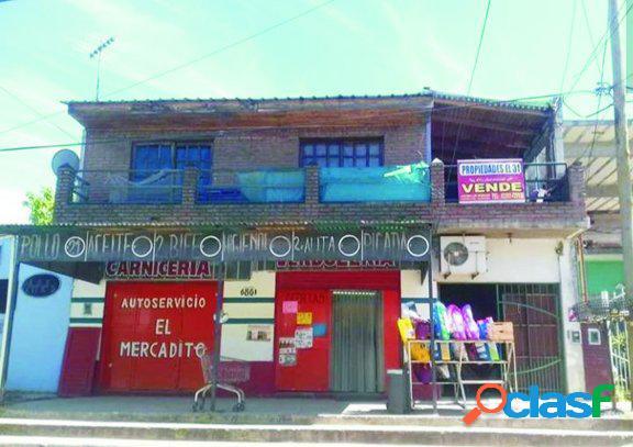 González Catán casa más 7 deptos y local