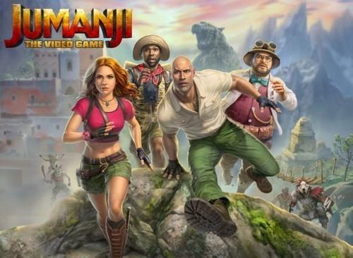 Jumanji The Videogame + Juego De Regalo   Pc Digital