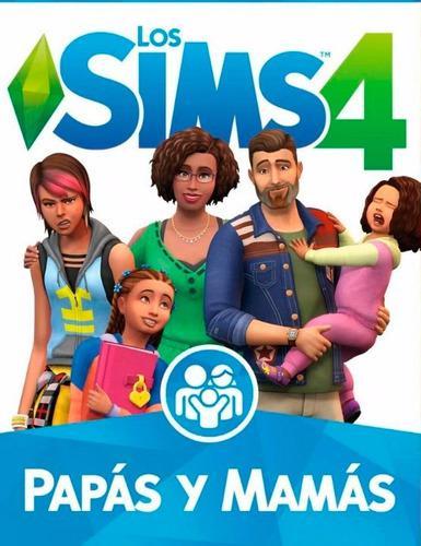 Los Sims 4 Papas Y Mamas - Expansión Juego Pc - Parenthood