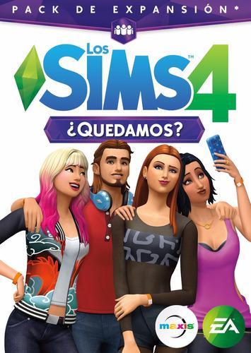 Los Sims 4 ¿ Quedamos ? - Expansion (get Togheder) Juego Pc