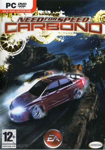 Need For Speed Carbon(juego Digital) + Juego De Regalo