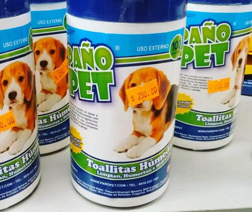 Toallitas Humedas De Limpieza Para Mascotas