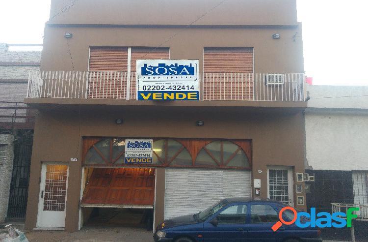 Villa Madero, PH en 2 plantas con local