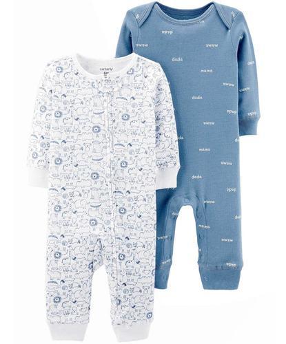 Carters Pack 2 Ositos Bebé Nenas