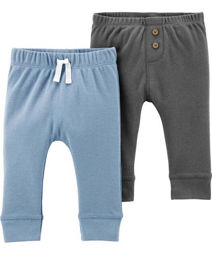 Carters Pack 2 Pantalones Bebé Nenas