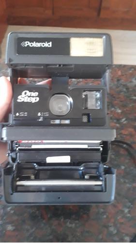 Cámara De Fotos Polaroid One Step.cámara De Fotos Sin Uso.