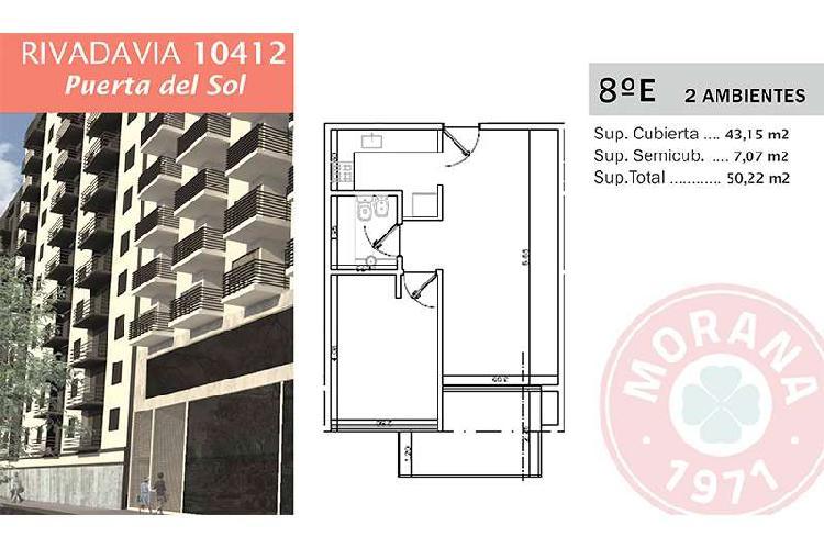 Departamento en Venta CABA / Buenos Aires (D038 1303)