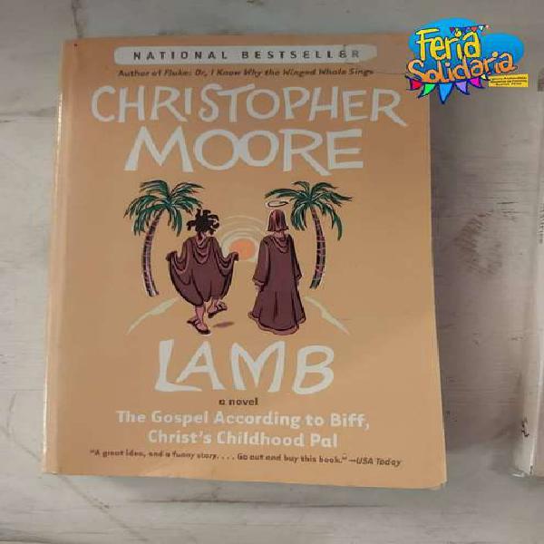Lamb - Christopher Moore.
