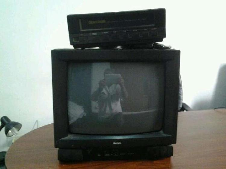 Televisor 12/220 v Videocasetera 12 Y 220 V