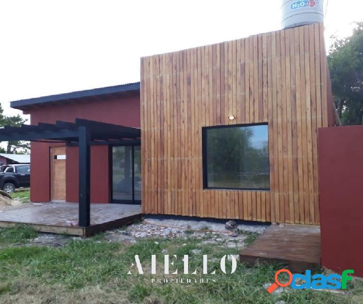 Casa 4 ambientes. 108 m2. La Caleta. Mar Chiquita. U$S