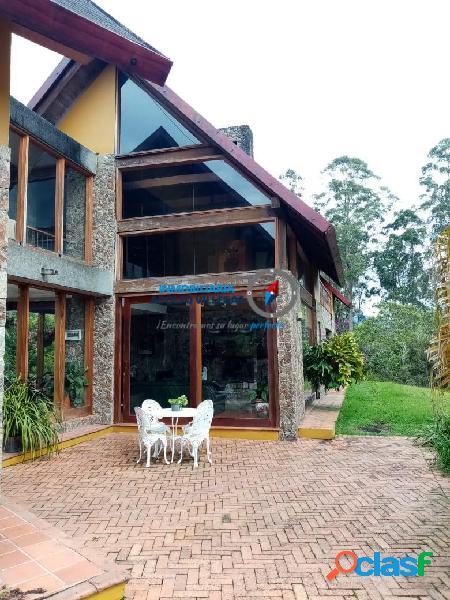 Casa campestre para renta en el Retiro 2669