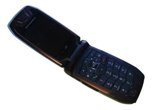 Celular Motorola I880 Nextel Radio Cámara Con Batería
