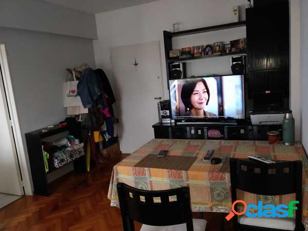 Departamento a la venta 2 ambientes con cochera - Villa