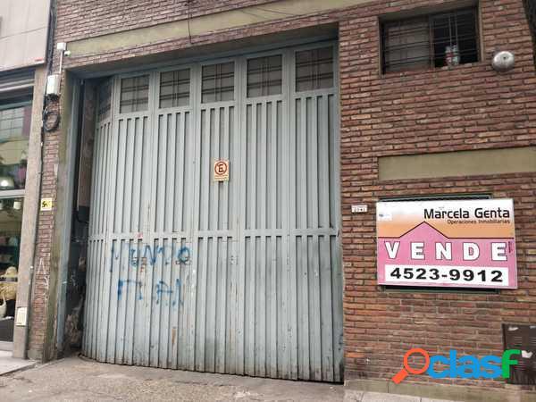 Galpon en VENTA - OPORTUNIDAD - Zona Barracas