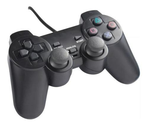 Joystick Ps2 Play2 Playstation2 Vibración Dualshock Envíos