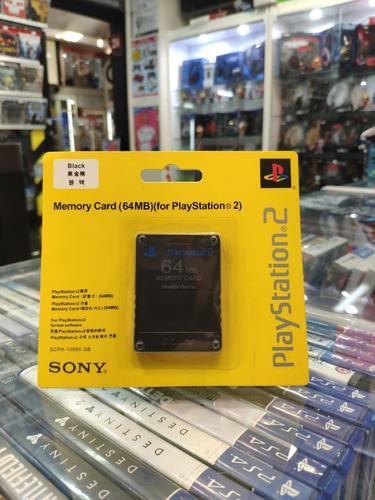 Memory Card 64mb Para Playstation2