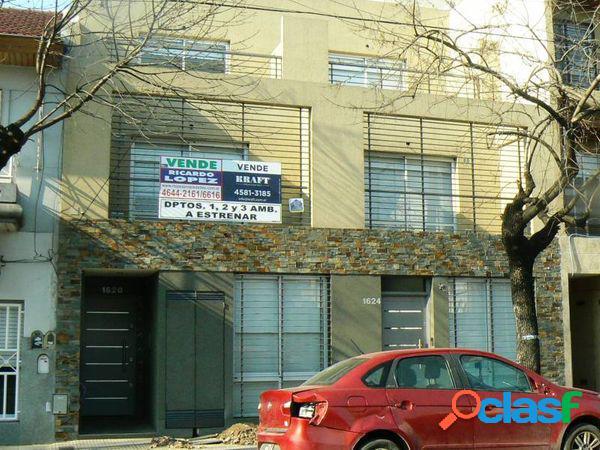 PH de 3 ambientes en duplex al frente a estrenar Mataderos