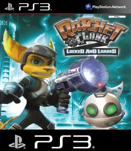 Ratchet And Clank Going Commando Ps3
