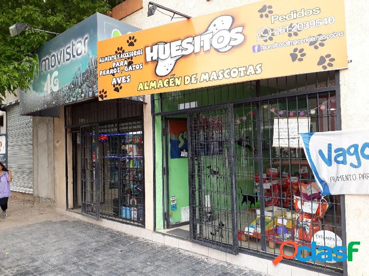 Ubicadisimo Local en venta en Las Heras