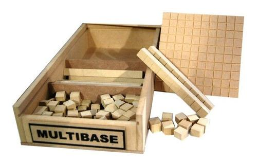 Multibase 111 Piezas En Bolsa De Tela, Ideal Para La Mochila