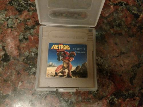Metroid 2 Orig Japones Para Gameboy Y Advance Gba. Kuy