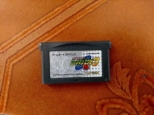 Rockman Megaman Exe 3 Japones Para Gameboy Advance Y Ds. Kuy