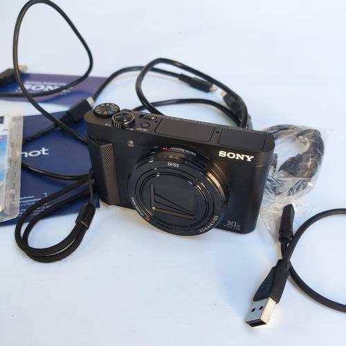 Sony Dsc Hx80 - Camara Semi-pro 18mpx - Impecable!!