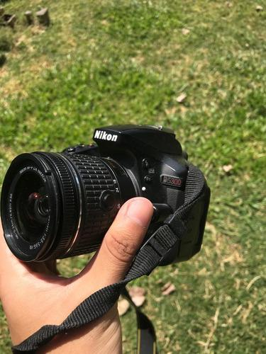 Vendo Urgente Nikon D5300 + 18-55 Mm Vr