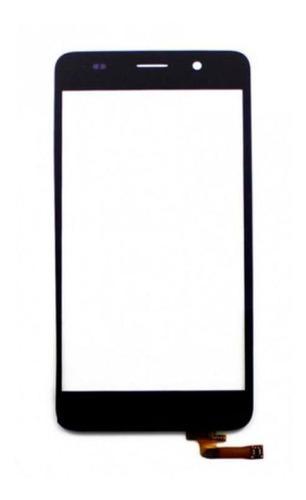 Vidrio Táctil Repuesto Original Para Huawei Y6 Color Dorado