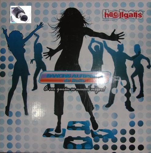 Alfombra De Baile Para Wii - Gamecube - Nueva En Caja - Ddr