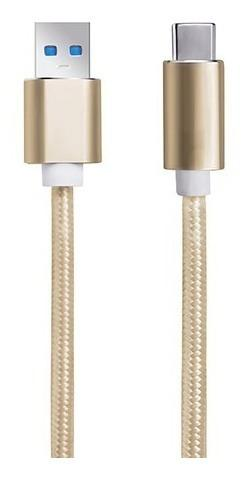 Cable Tipo C 3.1 A Usb 3.0 Mallado Factura A