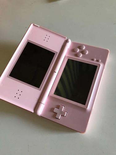 Consola Nintendo Ds Lite Rosa