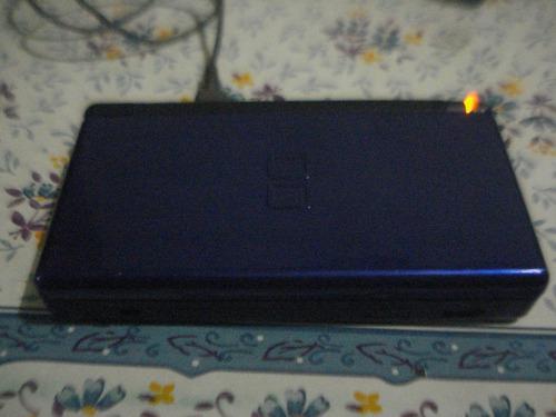 Consola Nintendo Ds Lite Usg-001 C/carg Func Leer No Envio