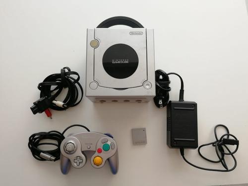 Consola Nintendo Gamecube Original Completa
