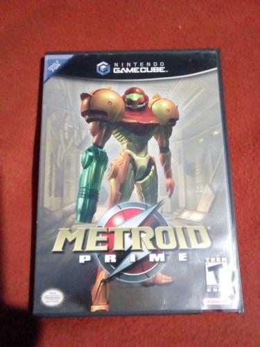 Metroid Prime Original Nintendo Gamecube