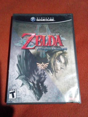 The Legend Of Zelda: Twilight Princess Original Gamecube