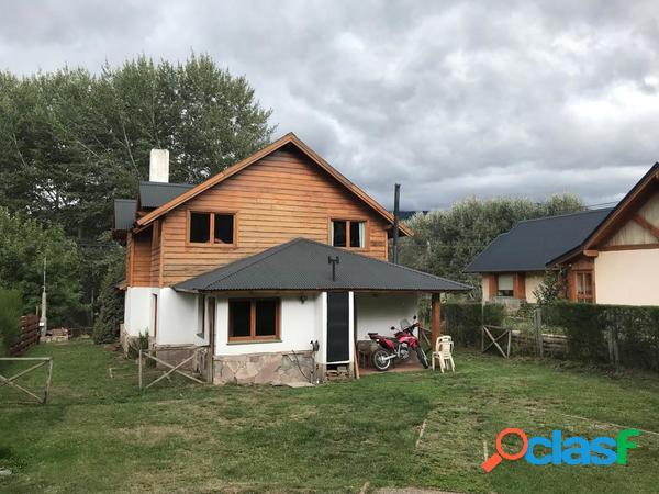 Casa en Venta. 5 Amb. 3 Dor. 555 M2. 155 M2 Cub.