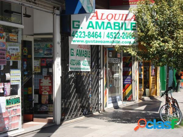 Local en alquiler en Avenida Triunvirato al 3900