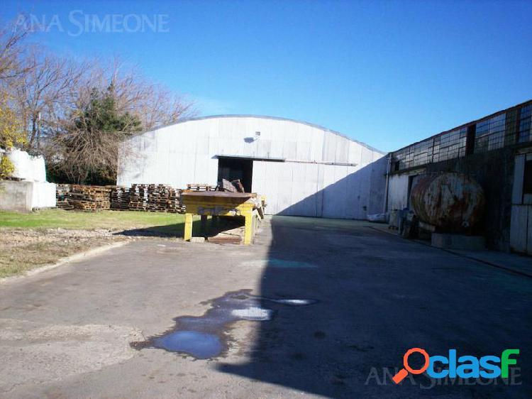 Nave Industrial - Moreno Excelente imagen comercial, Galpón