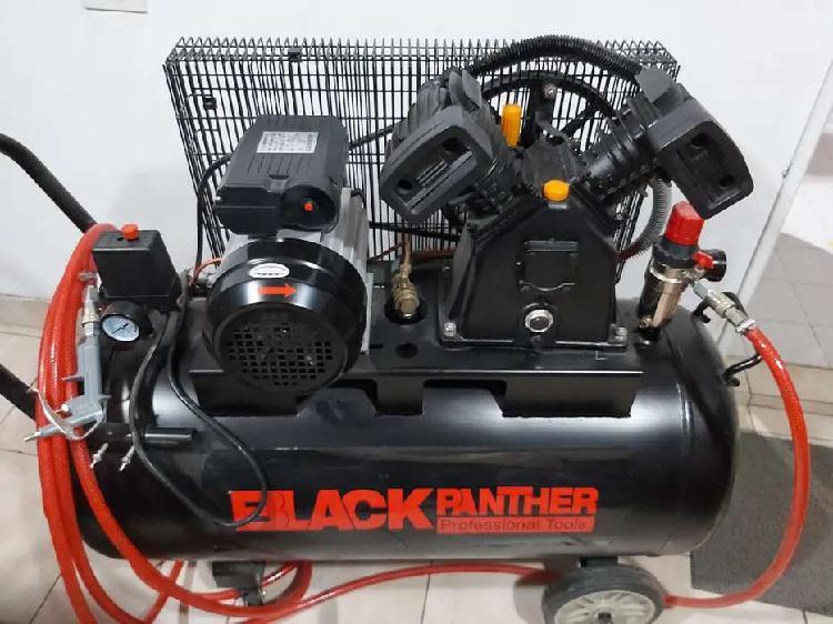 Compresor 3HP de 150lts.casi sin uso