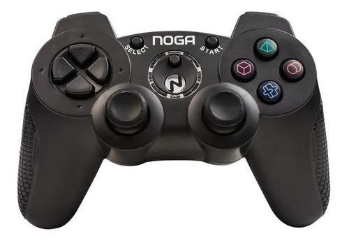 Joystick Noga Ng-3090 Ps2 Ps3 Pc Inalámbrico Dualshock