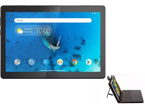 Tablet Lenovo 10 Pulgadas Wifi Bluetooth + Funda Teclado