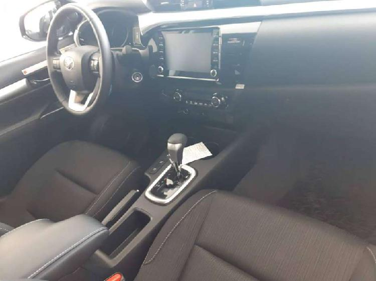 Toyota HILUX SRV 4x4 Automatica 2020 0 Km